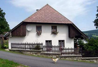 Silvestr na hor�ch - �umava - Chalupa v Chalup�ch